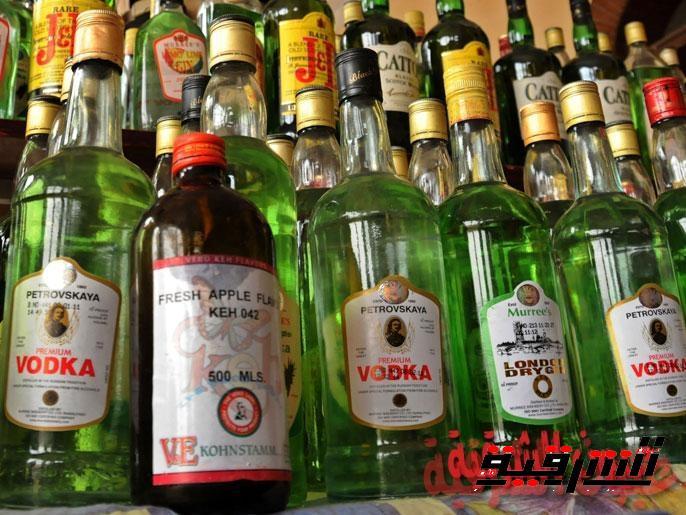 مباحث الآداب تضبط محلات لبيع المواد الكحولية بالزقازيق وديرب نجم