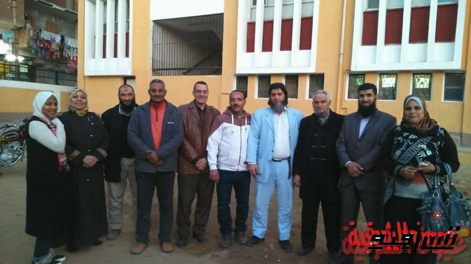 باصورالتفاصيل الكاملة لقيام جمعية خيرية بإجراء عمليات حجامة بمدرسة بأبوحماد