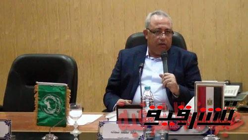 محافظ الشرقية : إنهاء إجراءات إنشاء سلسلة تجارية بمدينة الزقازيق