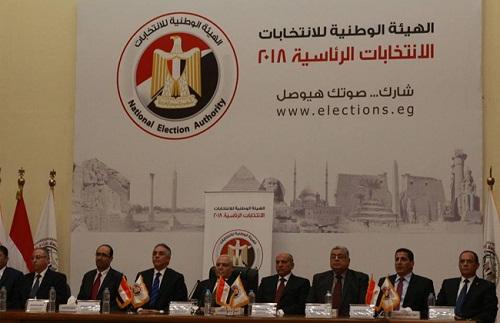 «الهيئة الوطنية» تضع اللمسات الأخيرة قبل بدء التصويت بالخارج