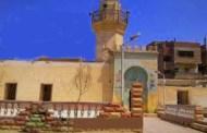 من معالم الشرقية:مسجد قايتباي بمدينةالقرين