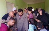 إنطلاق قافلة طبية مجانية في ميت أبو العز بفاقوس لعلاج الغير قادرين