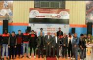 د. عبد الباري يهنئ وفد جامعة الزقازيق المشارك بالملتقى الأول للوافدين بالمنصورة