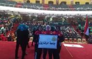 جامعة الزقازيق تنافس بقوة في فعاليات أسبوع شباب الجامعات بكفر الشيخ
