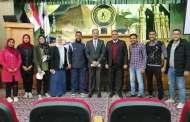 جامعة الزقازيق تتألق في منتدي شباب الجامعات المصرية بمعهد إعداد القادة