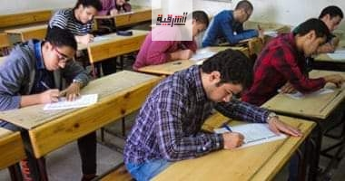 إصابة معلم وطالب بحالة إغماء أثناء آداء إمتحان اللغة العربية بالثانوية العامة بالشرقية