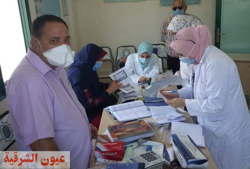 صحة الشرقية : تقديم الخدمة الطبية لأكثر من ٢١٠٠ مواطن بالمبادرة الرئاسية لعلاج الأمراض المزمنة في أقل من أسبوع
