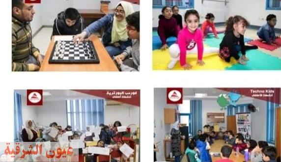 مكتبة مصر العامة تعقد دورات وندوات متنوعة لتوعية النشىء والشباب