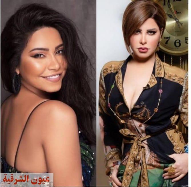 لماذا وصفت الفنانه شمس الكويتية الفنانه شرين عبد الوهاب بانها