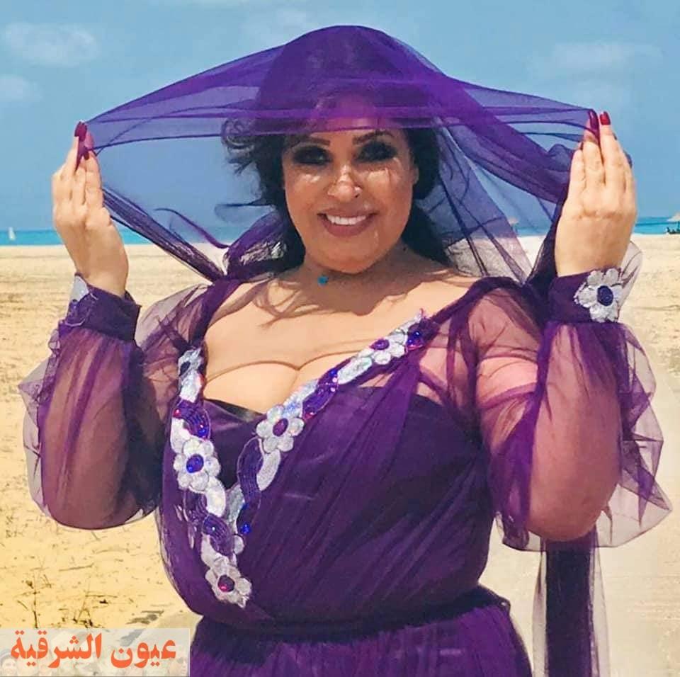 سر غياب فيفي عبده من ع السوشيال وكشف حقيقه مرضها الراقصه