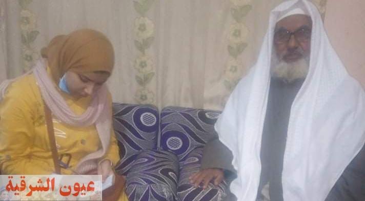 عقوق الوالدين.. شاب عاق يطرد والده من المنزل بمدينة القرين   فيديو