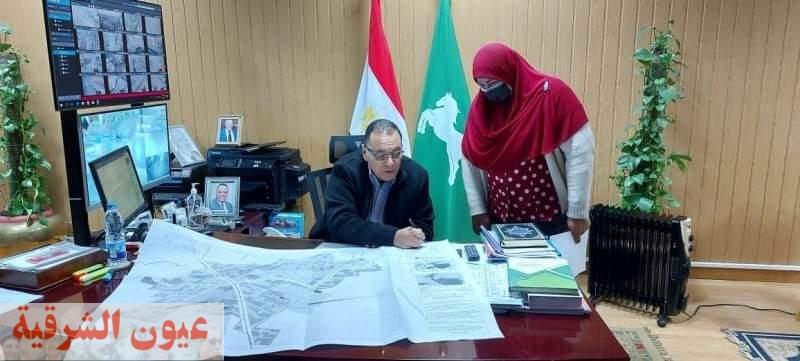 محافظ الشرقية يعتمد المخططات التفصيلية لمدن أولاد صقر ومشتول السوق وأبو حماد