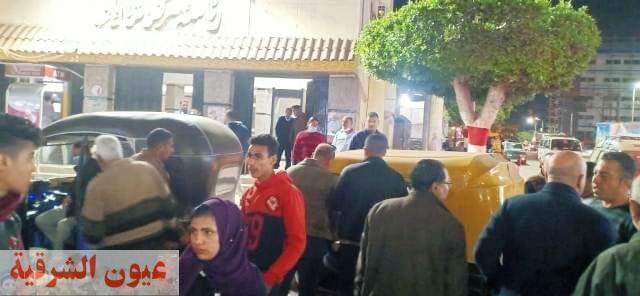 حملات دورية لضبط مركبات التوك توك المخالفة بمدينة الزقازيق