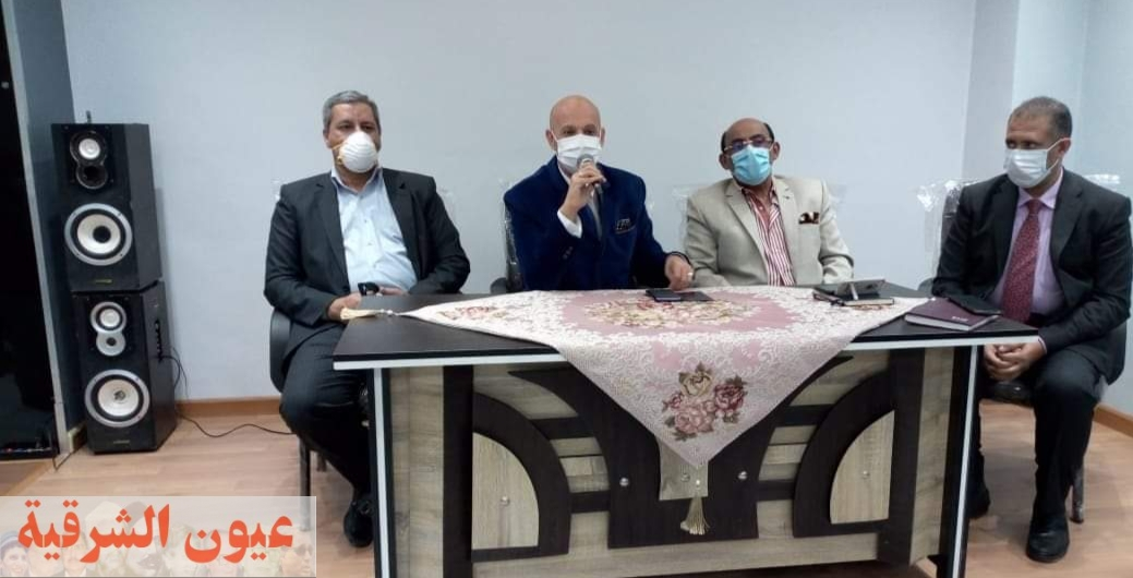 صحة الشرقية تستعد لحملة تطعيم الأطفال بالجرعة الثانية ضد مرض شلل الأطفال