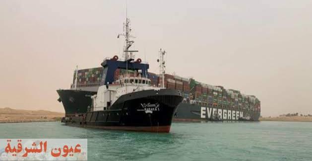 الشركة اليابانية المالكة للسفينة الجانحة تعتزر لمصر