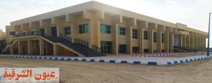 وزير التعليم العالي والبحث العلمي يستعرض تقريراً ميدانياً لمتابعة مشروعات جامعة العريش بتكلفة 1.120مليار جنيه