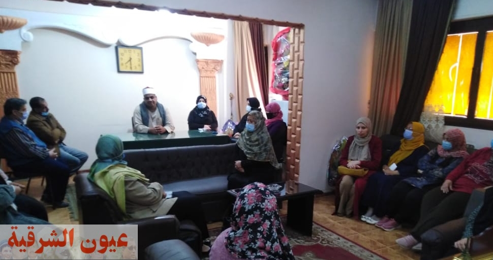 حي ثان الزقازيق ينظم ندوة تثقيفية عن فضائل شهر رمضان