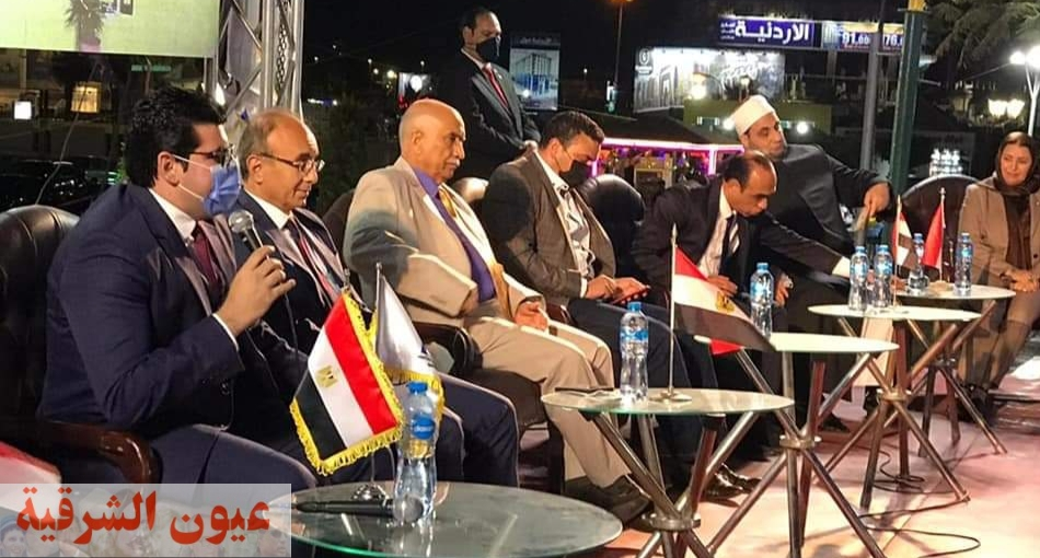 نادى الرواد يحتفل بذكرى إنتصارات العاشر من رمضان بحضور قيادات محافظة الشرقية