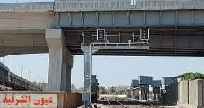 وزير النقل : برج إشارات التوضيب يدخل ضمن الخدمة على خط القاهرة / الإسكندرية