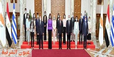 شباب الجاليات اليونانية والقبرصية: الرئيس السيسي إستمع لنا بصدر رحب وإهتمام كبير