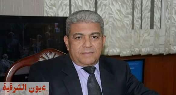 اللواء محمد والي مديراً لأمن الشرقية