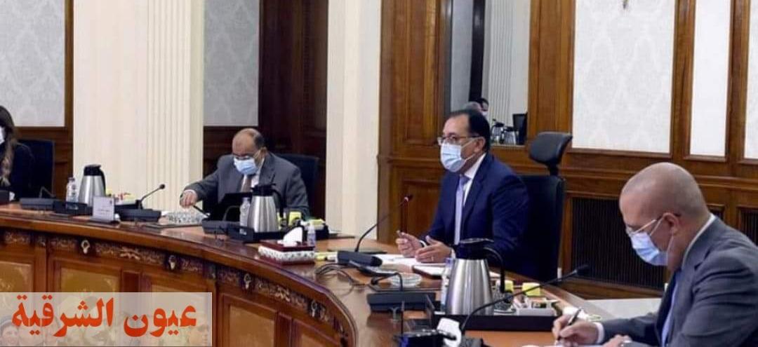 رئيس الوزراء يتابع الموقف التنفيذى لمشروع
