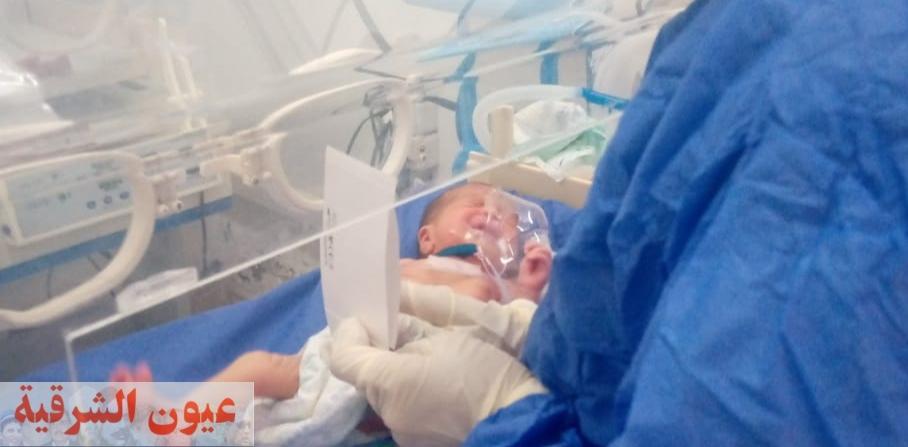 وكيل وزارة الصحة بالشرقية: فحص أكثر من ثلاثة آلاف طفل بالمبادرة الرئاسية للكشف المبكر عن الأمراض الوراثية للأطفال المبتسرين