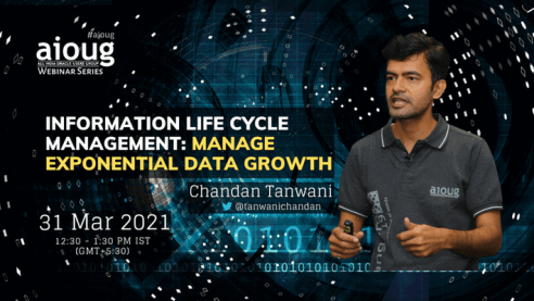 Information Life Cycle Management: Manage Exponential Data Growth