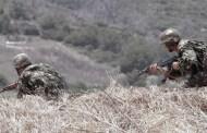 القضاء على إرهابيين (02) خطيرين، واسترجاع مسدس رشاش من نوع كلاشنكوف وكمية من الذخيرة وقنبلة يدوية