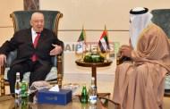 الفريق أحمد قايد صالح يُنهي زيارته إلى دولة الإمارات العربية المتحدة.