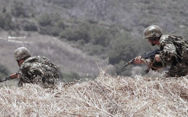الجيش يوقف ثلاثة (03) عناصر دعم للجماعات الإرهابية بتلمسان