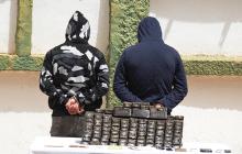 توقيف تاجري 2 مخدرات وحجز 100 كلغ من الكيف المعالج بكل من الأغواط وتلمسان