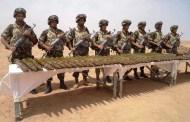 الجيش يكشف مخبأ للذخيرة يحتوي على 95 قذيفة و77 قنبلة بتمنراست.