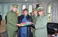 تسمية مقر المجموعة 14 لحرس الحدود بالعوينات بالناحية العسكرية الخامسة  باسم الشهيد