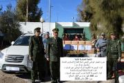 الجيش الوطني الشعبي.. توقيف 2 تجار مخدرات وحجز أكثر من 4 قناطير من الكيف المعالج بالنعامة.