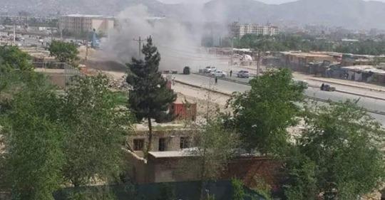 4 إنفجارات تهز العاصمة الأفغانية كابل