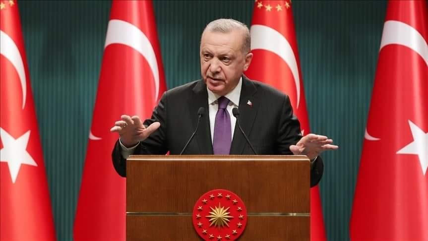 أردوغان يتحدث عن دستور جديد لبلاده وحلفاؤه يؤيدون الطرح.