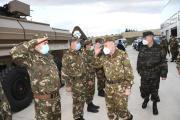 زيارة السيد الفريق السعيد شنڨريحة، رئيس  أركان الجيش الوطني الشعبي إلى الناحية العسكرية الخامسة بقسنطينة