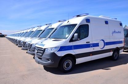 وزارة الدفاع : تسليم 727 مركبة متعددة المهام وسيارات نفعية لعدة هيئات وطنية بتيارت