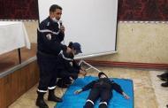 قسنطينة : حملة تحسيسية متعلقة بالوقاية من المخاطر الكبرى