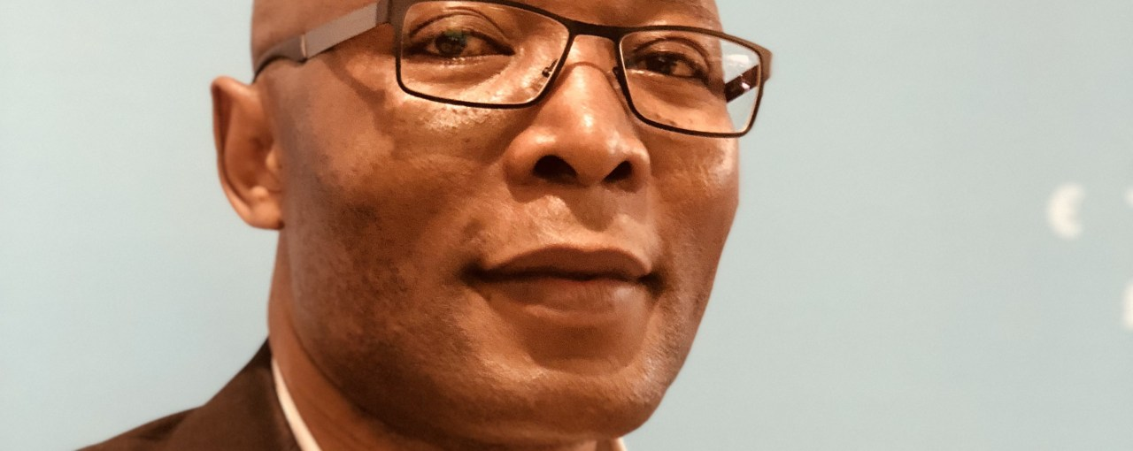 Justin Ngoya, Ph.D.
