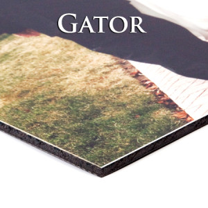 Finishing Gator Board