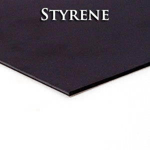 Finishing Styrene