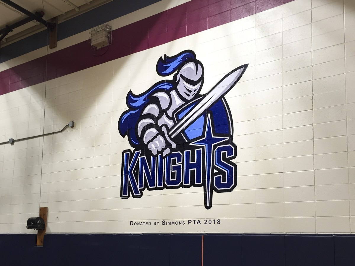 Ridgeland Knights Wall Graphic