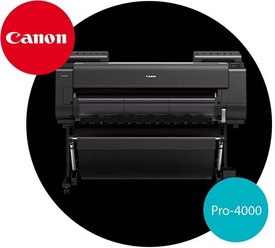 Canon Pro-4000