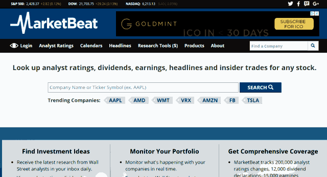 Geriausi investuotojams skirti interneto portalai. Viskas ko tau reikia. III dalis