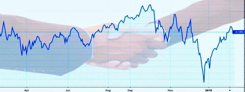 Kapitalo rinkų apžvalga 2019-02-12. Kaip trejos derybos sukaustė pasaulį
