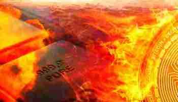 Kriptorinkų apžvalga 2020-02-24. Kriptorinkos kryžminėje ugnyje