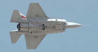 Goleta Air and Space Museum Lockheedmartin X35F35 JSF