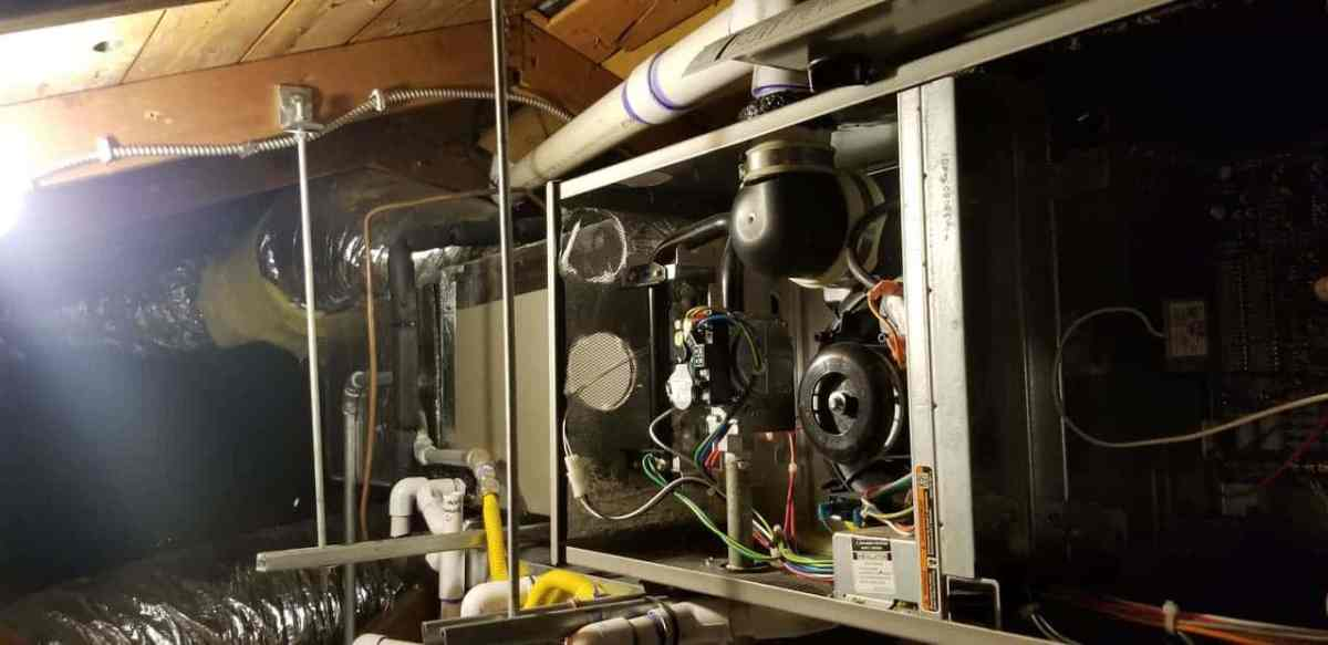 Bryant Preferred Gas Furnace 926T & Bryant Preferred 127A 2-stage Air Conditioner